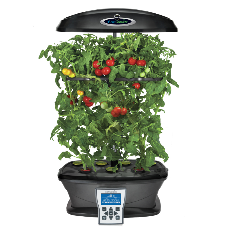 Review AeroGarden Ultra and Ultra LED Hydroponic Gardens Part